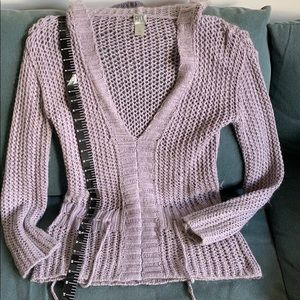 Knitted DKNY sweater good conditions